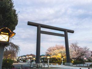 Temppeli Nodassa Japanin matka