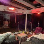 Lämpöä terassille – Solamagic-infrapunalämmittimet