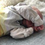 Vauvaonnea kohta jo kuukausi takana